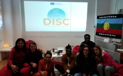 DISC – Concluded the first cycle of pilot sessions in the Multisensory Space in Palermo